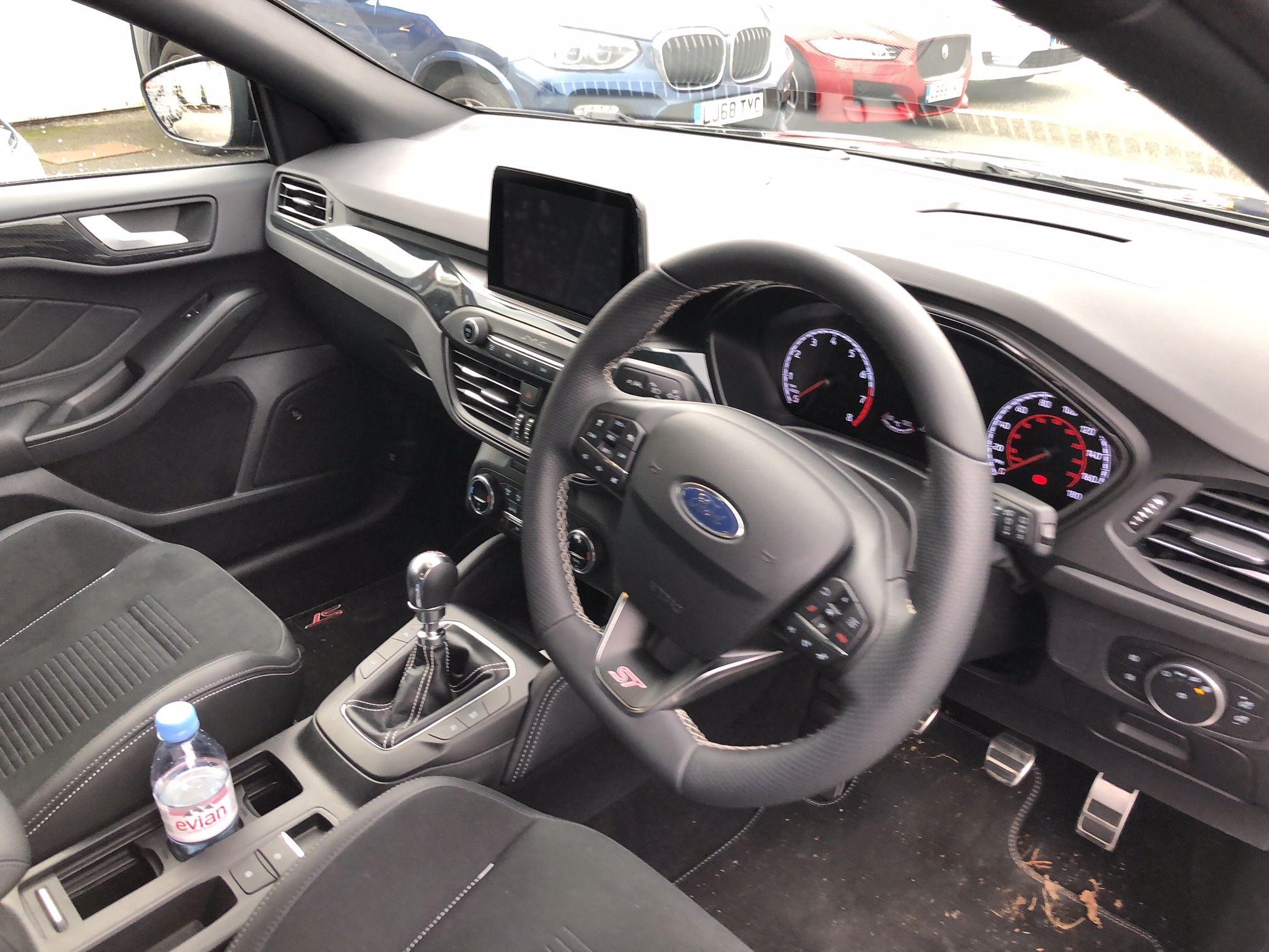 The Ford Focus Hatchback 2.3 Ecoboost ST 5dr Car Leasing