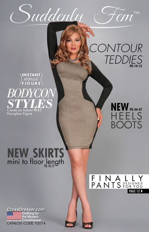 The Suddenly Fem 2014 Fall Catalog - Shop the latest trending TG