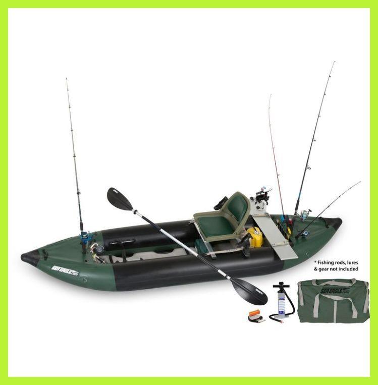 Inflatable Fishing Kayak With Trolling Motor Explorer Angler Series Best Inflatable Fishing Kayak Inflatable Kayak Kayak Fishing Inflatable Fishing Kayak