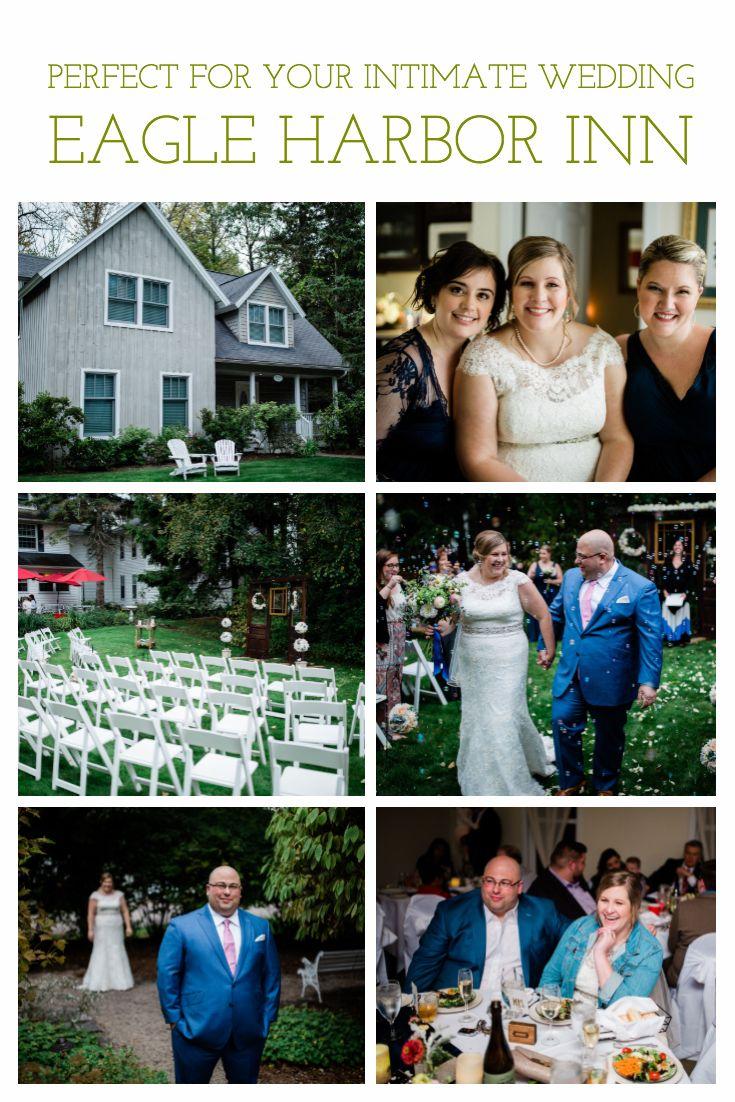 Eagle Harbor Inn is a fantastic Door County wedding venue ...