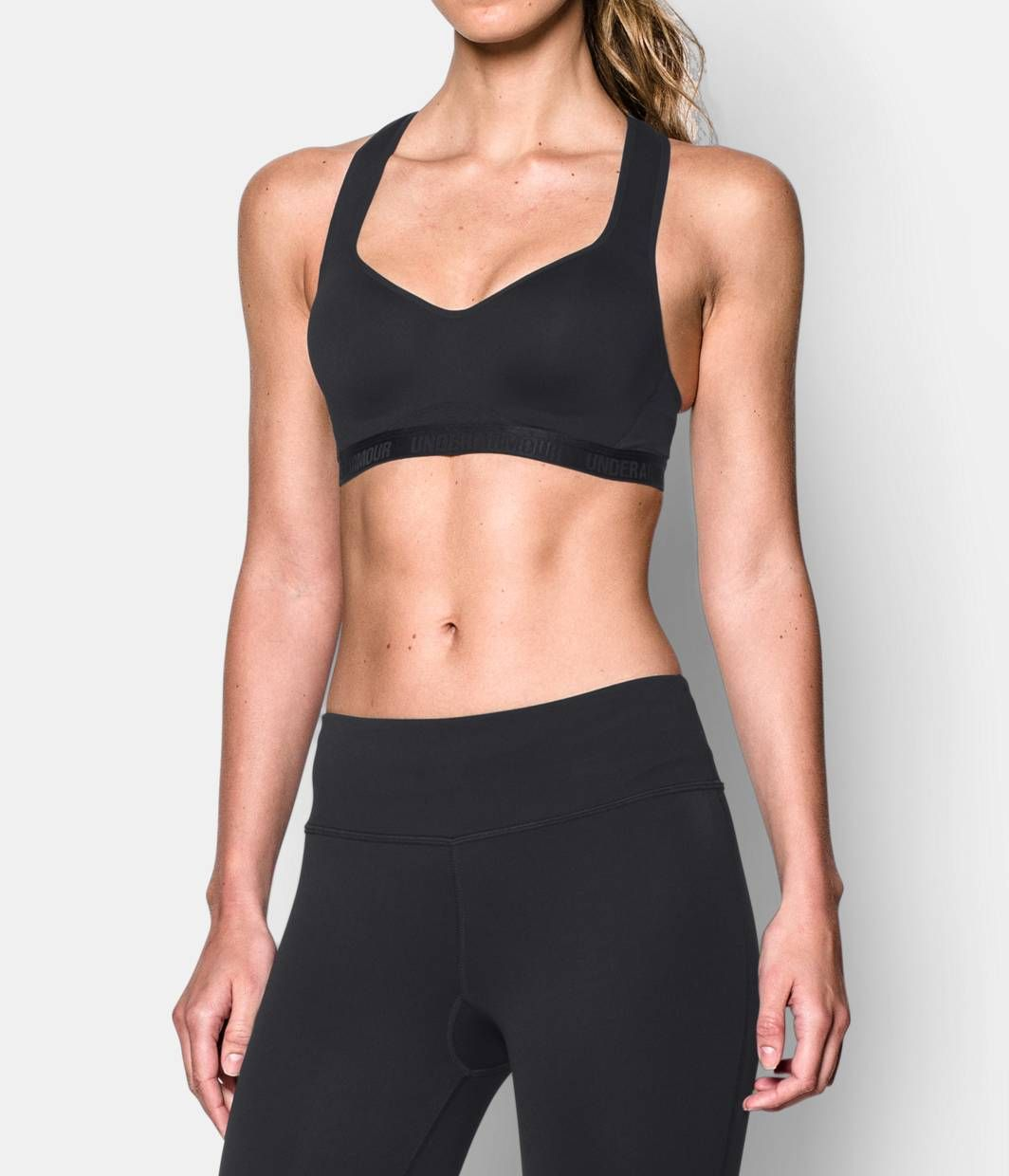 6a56970d75 Shop Under Armour for Women s UA Armour High Bra in our Womens Bras  department. Free