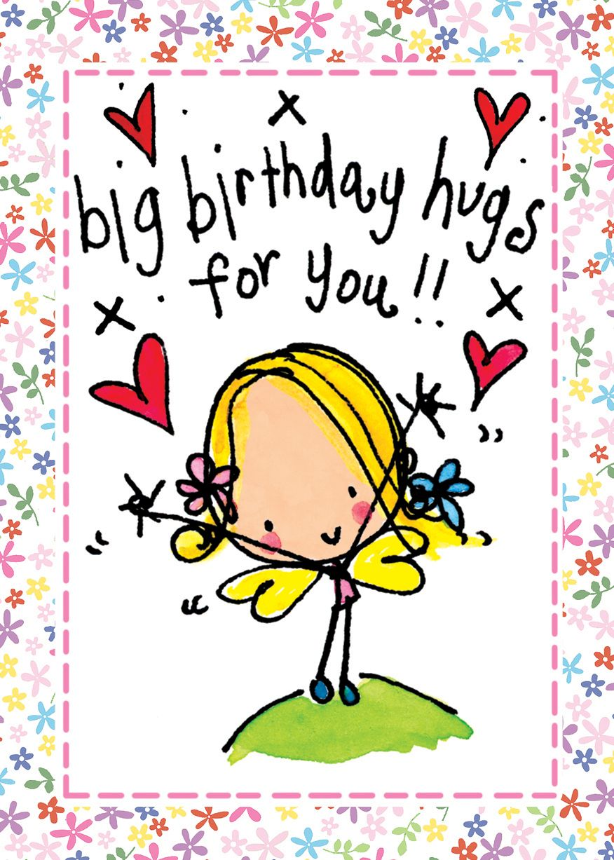 birthday hugs Big birthday hugs for you! | Juicy Lucy | Birthday, Birthday hug  birthday hugs