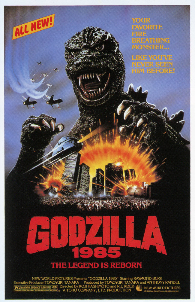 Afbeeldingsresultaat Voor Vintage Godzilla Movie Poster Godzilla Movie Posters Vintage Movies