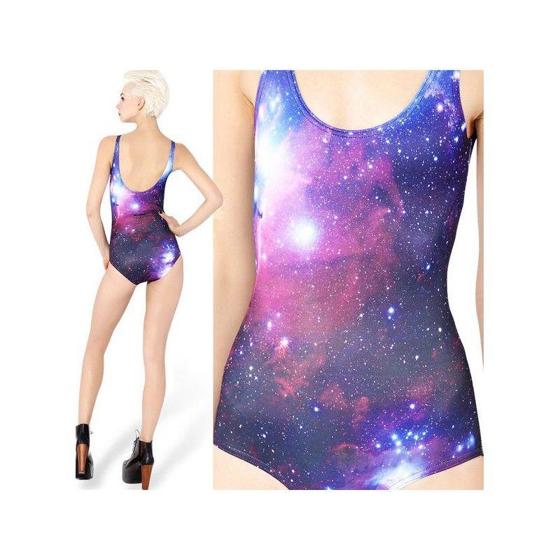 Bañador Galaxi Moda Monokini Ropa