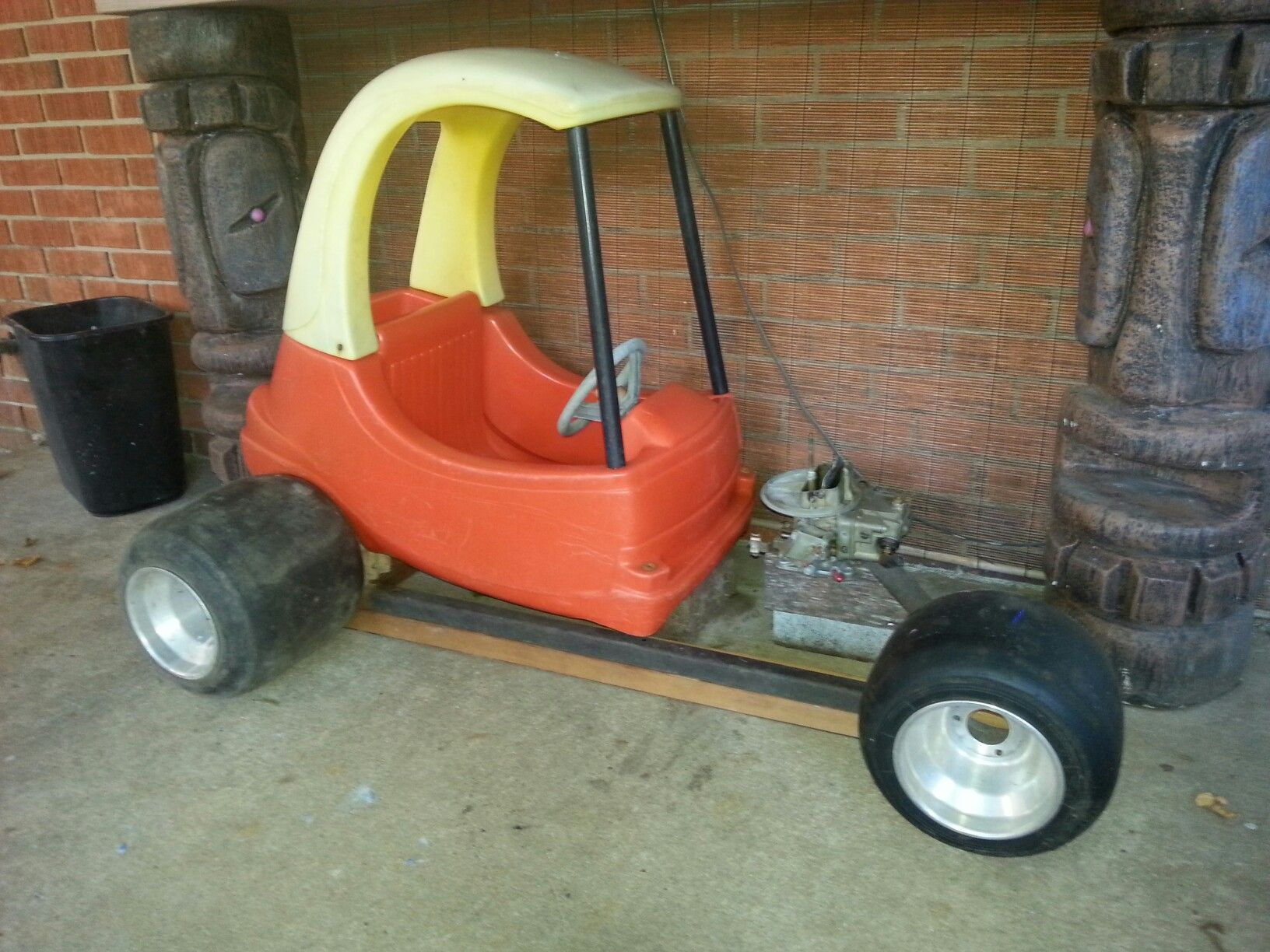 Original Mock Up For Hot Rod Cozy Coupe Custom Cozy Coupe Wagon