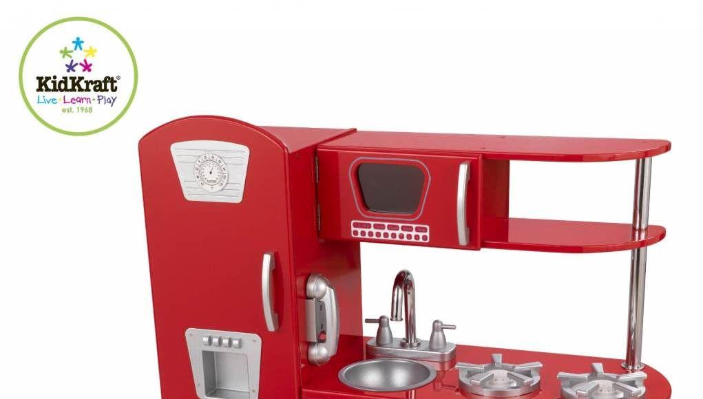 Kidkraft Retro Küche Rot Bewertung Besondere Magie Der Küche Mit ...
