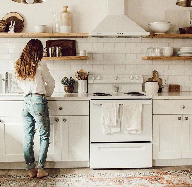 BASICS retro feeling kitchen | simple | functional | home ...