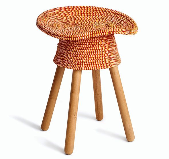 Coiled stool, Umbrashift