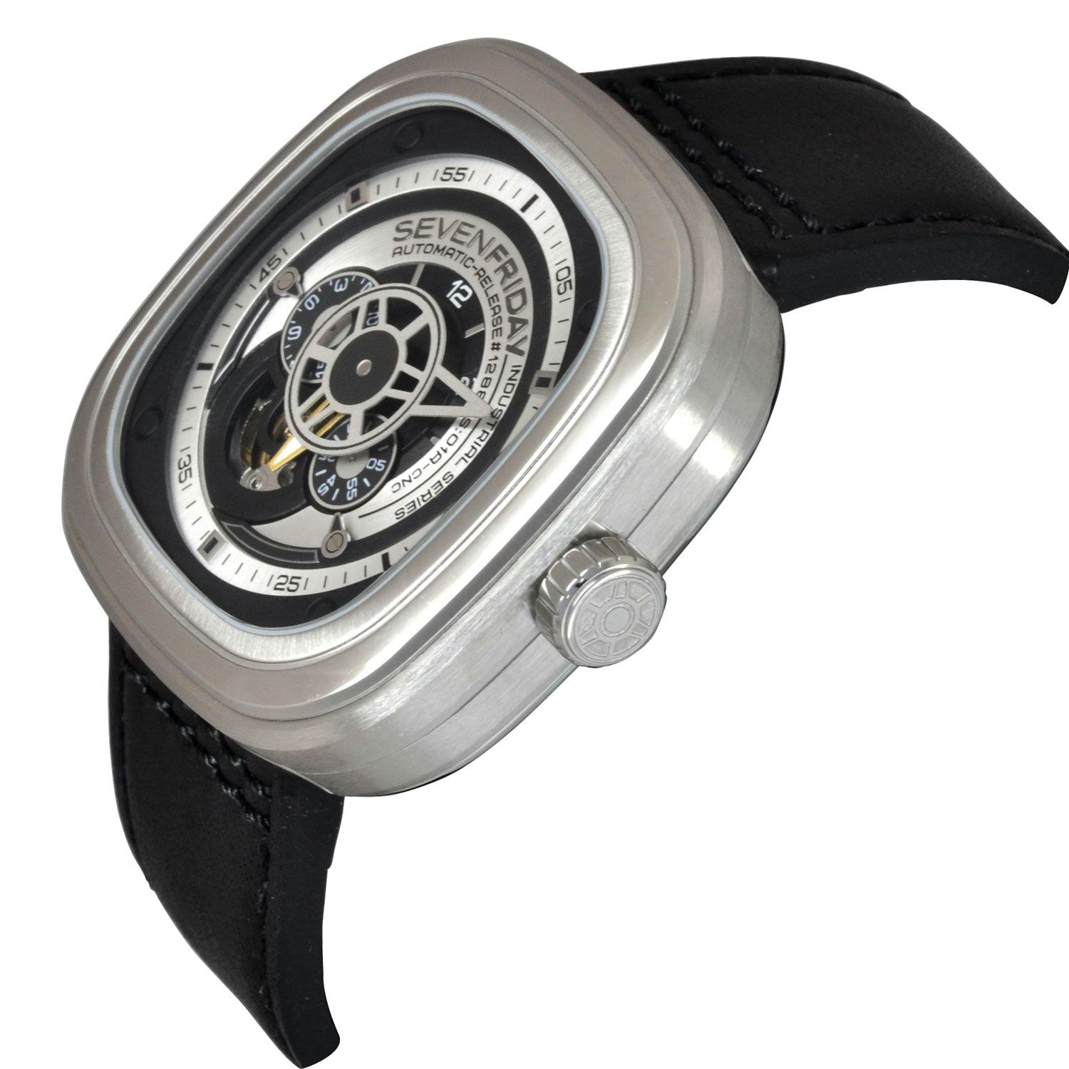 sevenfriday friday automatic shop pakistan essence online watch s in watches paksitan mens men seven bright industrial