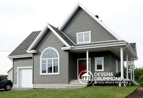 Plan De Maison Unifamiliale Celeste 4 No 2687 House Plans