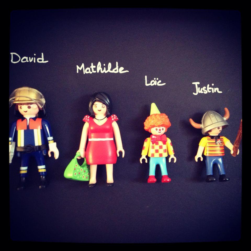 Une Photo De Famille Playmobil Aux Quatre Vents Diy Enfant Idee Cadeau Mariage Diy Cadeau Noel