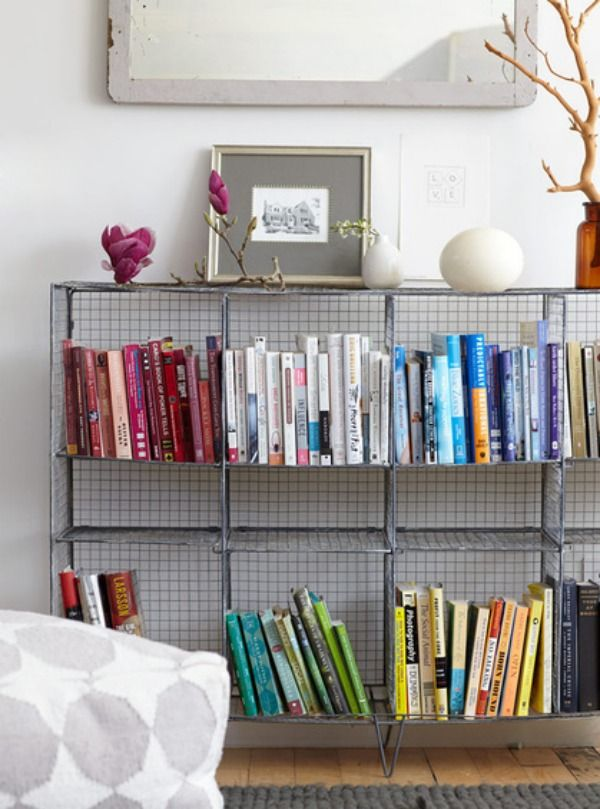 Storage Of Ideas And Creative Decorating Wire Shelves For Each Room Ne Var Amk