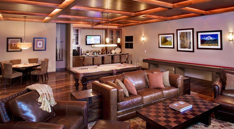 Basement Bar Ideas Luxury
