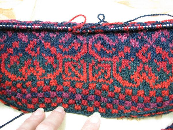 Tempe Yarn & Fiber: Ever Wanted to Learn to Do Fair Isle Knitting ...