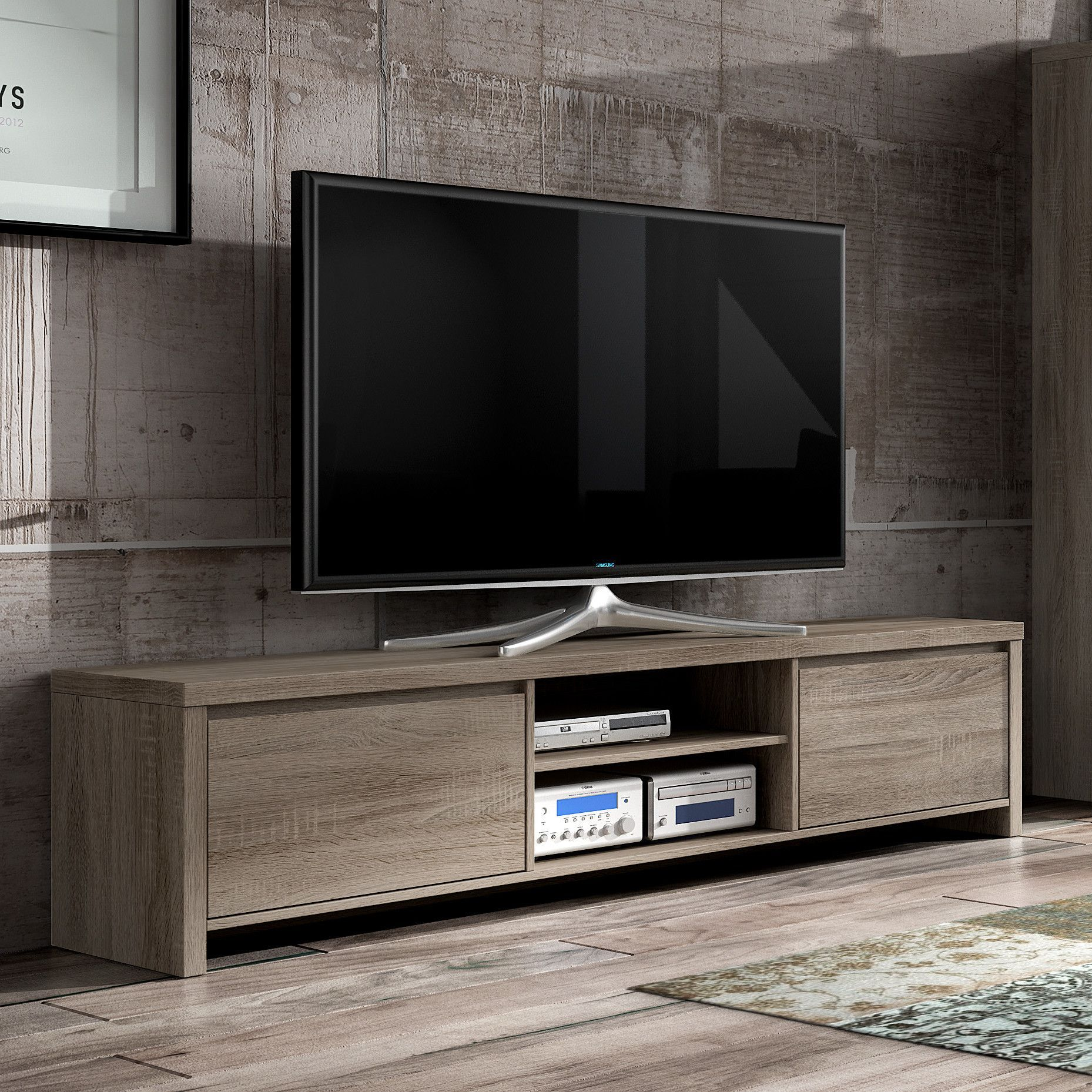 15 Best Modern Living Room Design Ideas: 15+ Stylish Modern TV Stand Ideas For Small Spaces