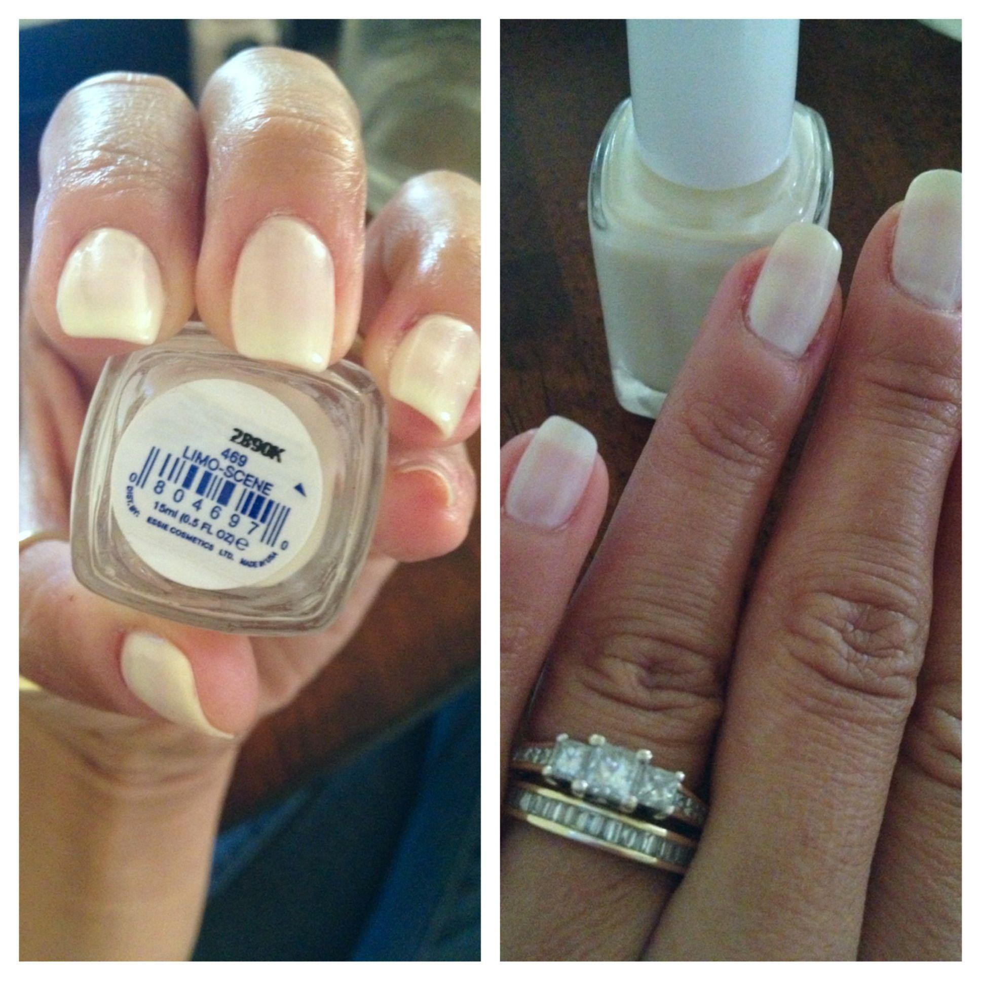 Essie, my new nail color, Limo scene   Looks   Pinterest   Essie ...