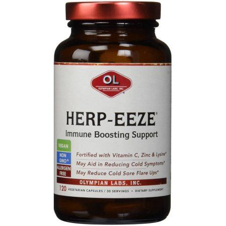 Olympian Labs Herp Eeze Next Generation 120 Ct Products