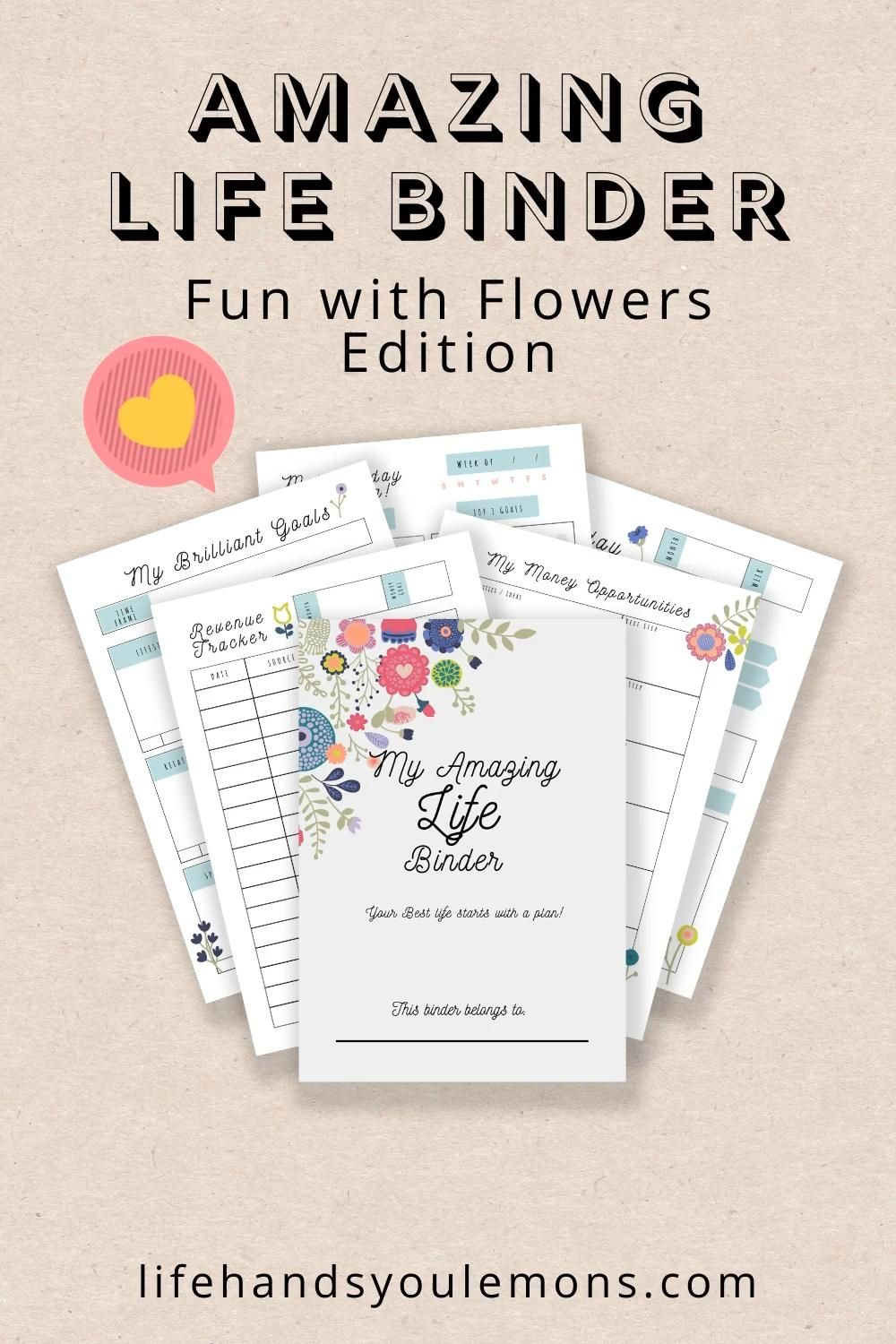 Printable Life Planner -   18 fitness Routine planner ideas