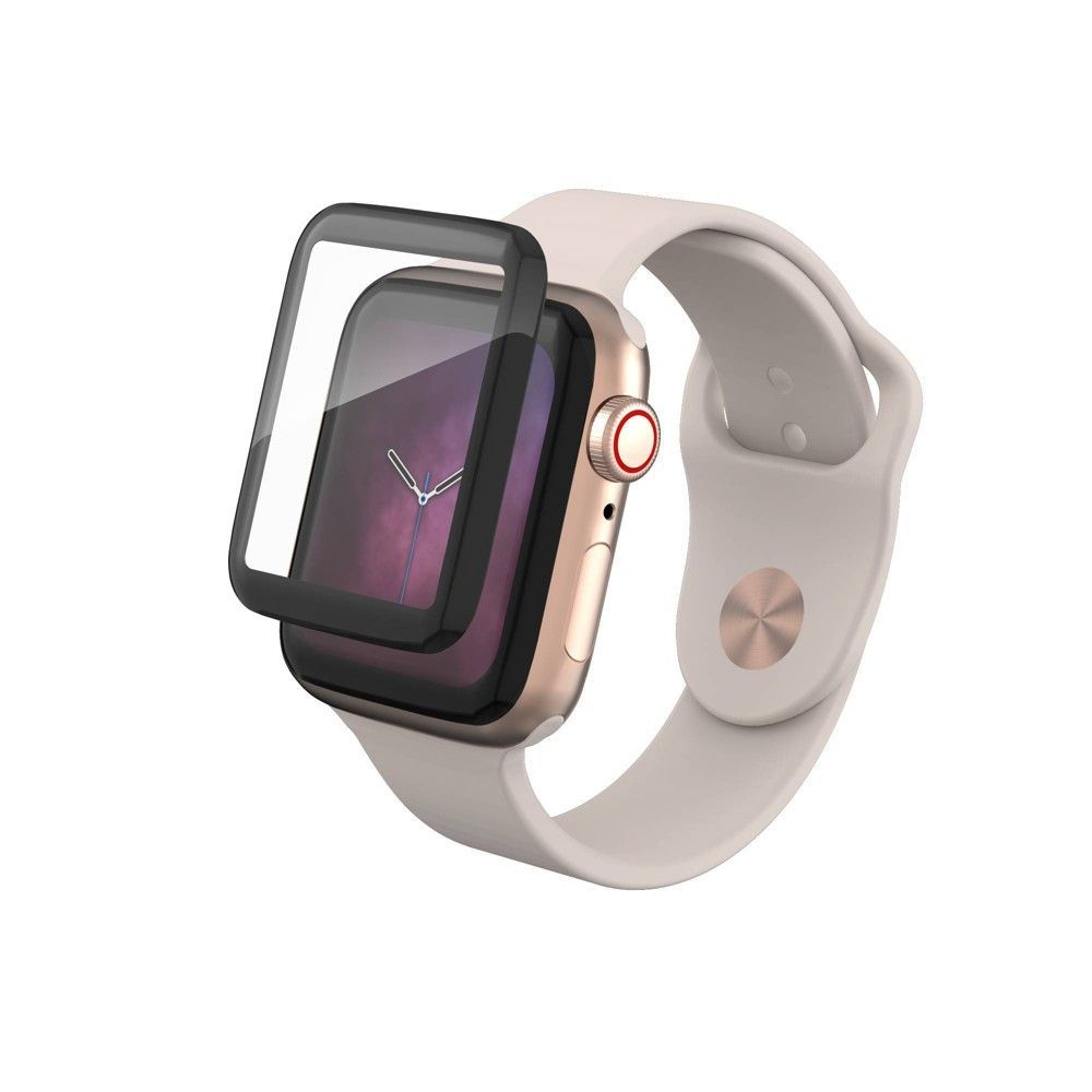 Zagg Apple Watch Series 4 40mm Invisibleshield Glass Curve Elite Apple Watch Apple Watch Accessories Apple Watch Series