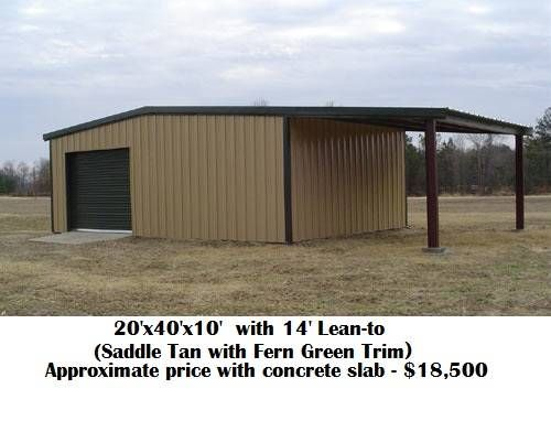 metal buildingsstorage buildingssheltersgaragesbarns macon and surrounding areas georgia - Garden Sheds Georgia