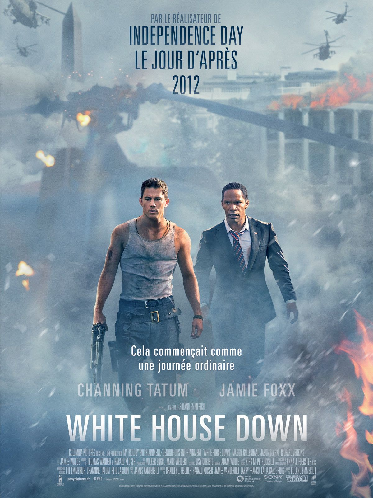 White House Down Stream