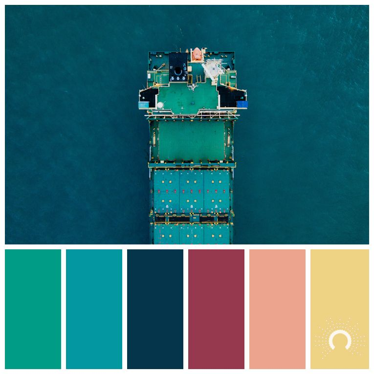 Color Palette, Color Combination, Color Combo, Farbpalette