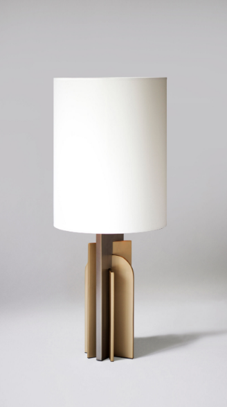 Circle In Square In 2020 With Images Geometric Table Lamp Table Lamp Table Lamp Wood