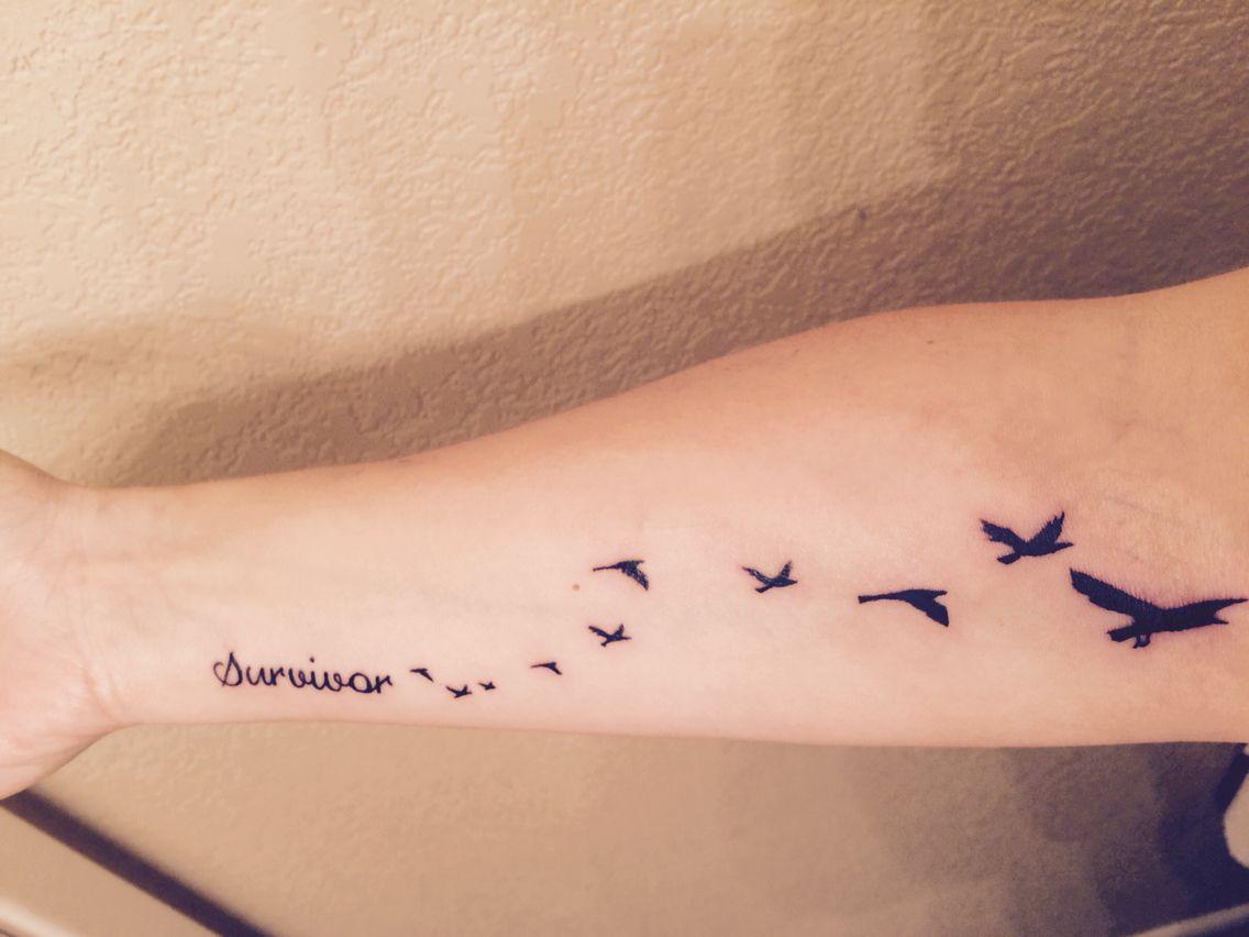 Survivor of Domestic Violence tattoo | Tattoo | Pinterest