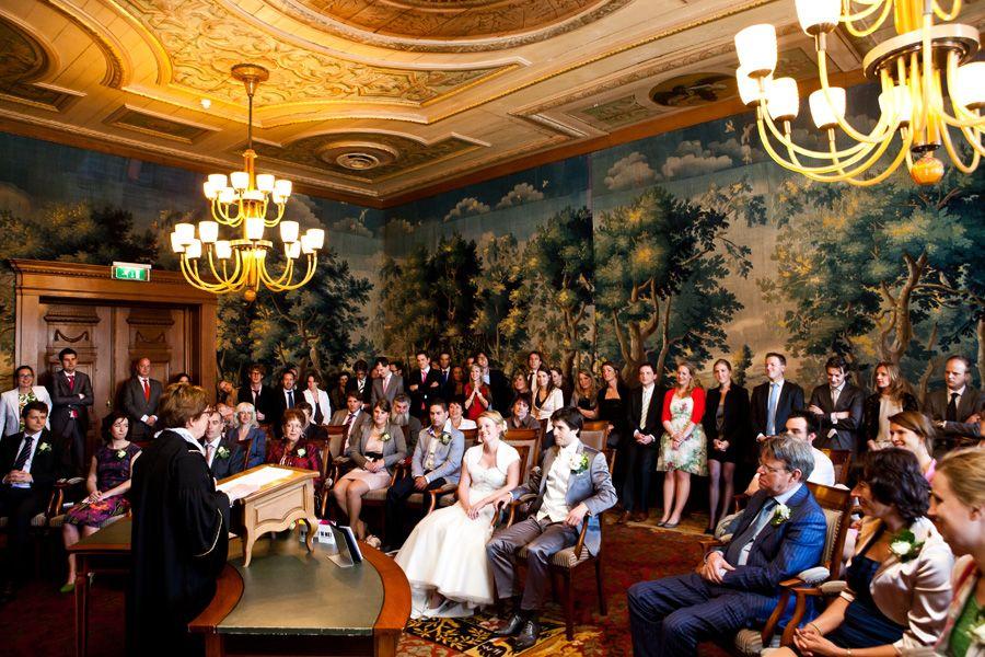 Bruiloft Gemeentehuis Den Bosch Huwelijk Bruidsfotograaf