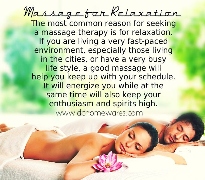 It's time for you to relax with a therapeutic massage. Call Tranquil Massage  today for a session.