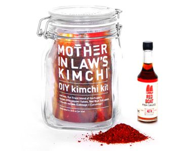 Master Kimchi With A Foolproof Kit This Memorial Day Weekend 72 Hours For Perfect Fermented Goodness Thank You Tasting Table For The Ingenio Food Kimchi Eat