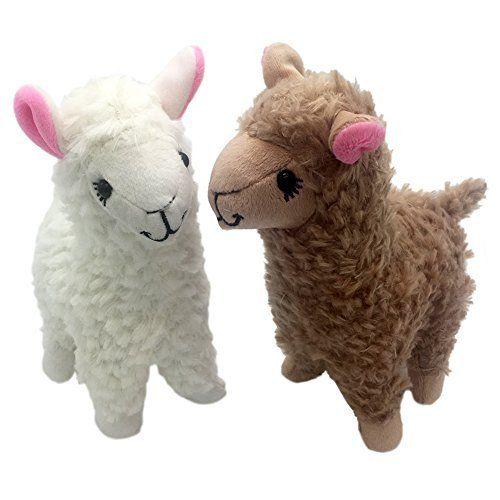 Amazon Com Muxika 13cm Colorful Alpaca Llama Arpakasso Soft Plush