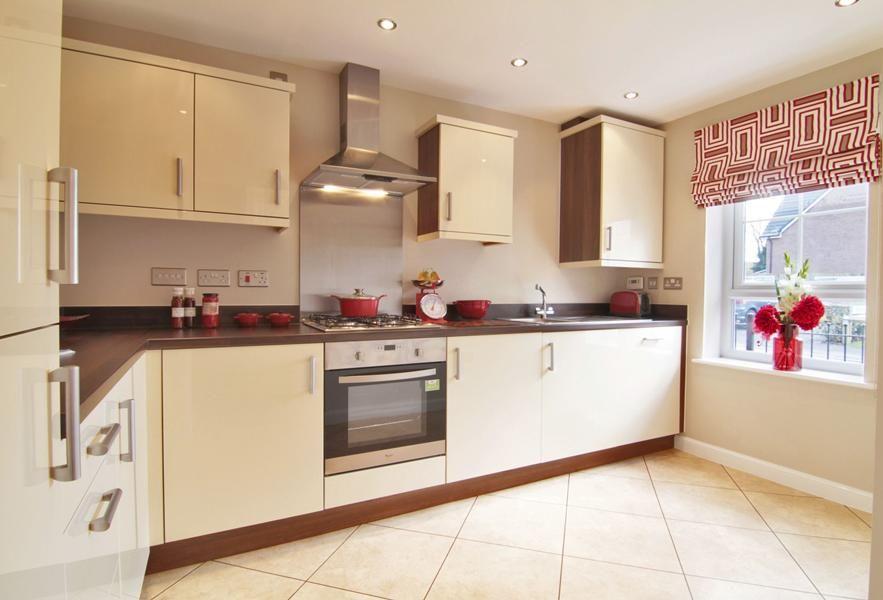 Kitchen Ideas Nottingham kitchen barratt homes 23 oct 13 | kitchen/kuchnia | pinterest