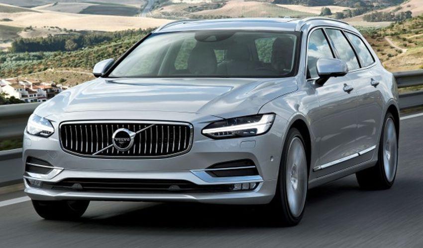2018 Volvo V90 Wagon Price Release Date And Specs Rumor Car Rumor Volvo Mobil Eropa