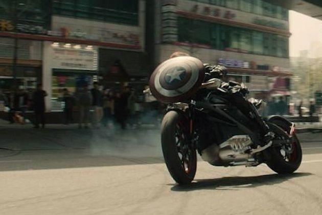 Black Widow Motorcycle Avengers Google Search