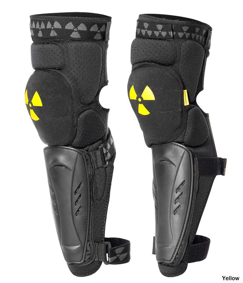 Adult Motorcycle Racing Tactical Skate Hinged Knee Shin Guard Armour Support Pad