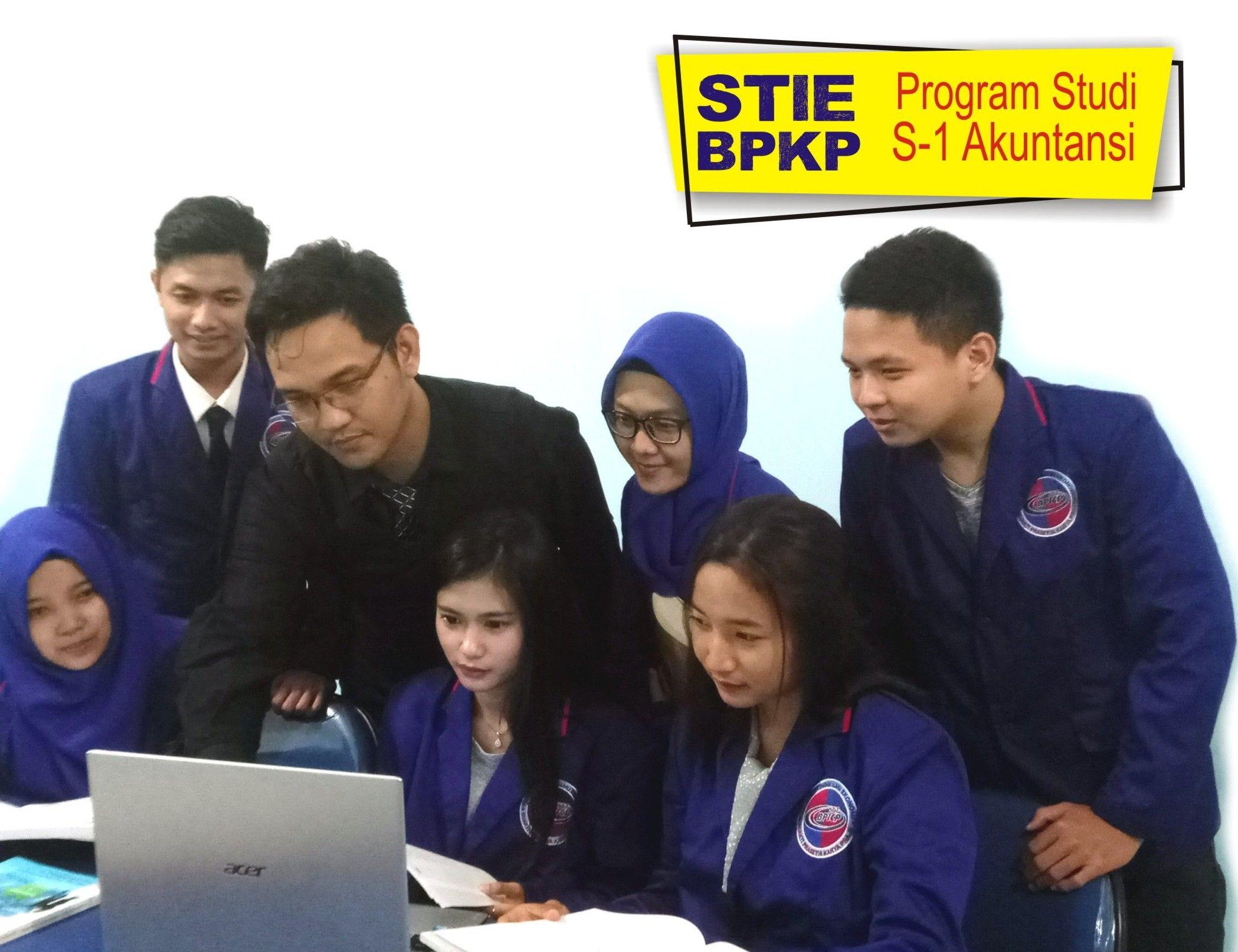 STIE BPKP Jakarta, membuka pendaftaran KELAS KARYAWAN ...