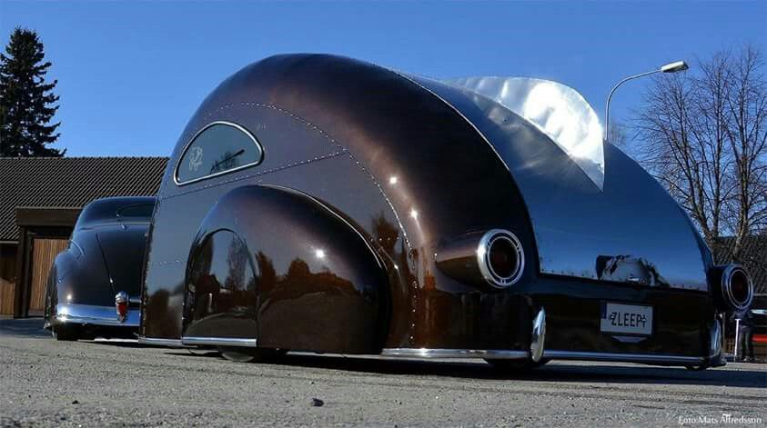 sweet custom lowrider teardrop trailer not intended for off road that s for sure voertuigen hot sweet custom lowrider teardrop trailer