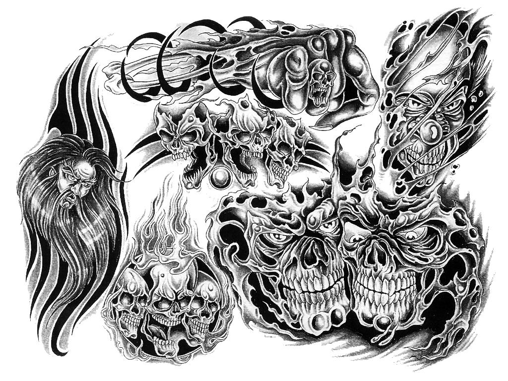 Tattoo Tattoo Design Art Flash Tattoo Body Tattoo Skull Skull Drawing Skull Tattoo Design