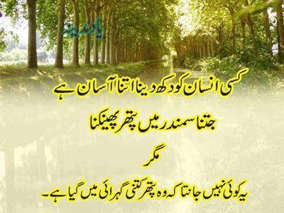 beautiful quotes in urdu google search