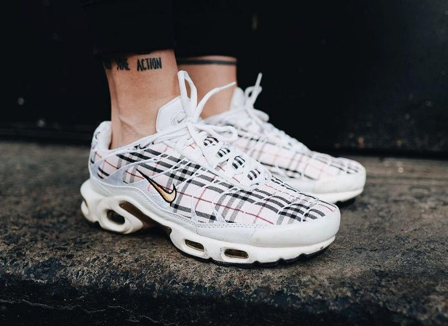 cheap for discount 25b9c fea2f Nike Air Max Plus Burberry -  neunundsechzig