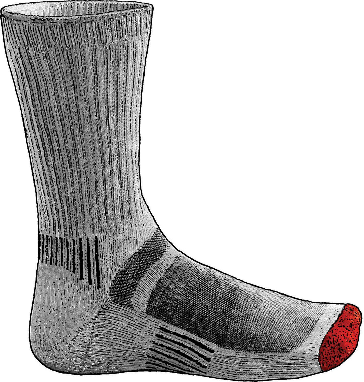 oooh. socks!