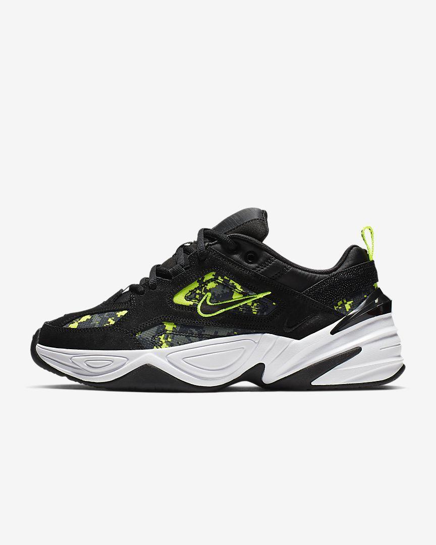 Nike M2K Tekno Camo Women's Shoe. GB   Louange