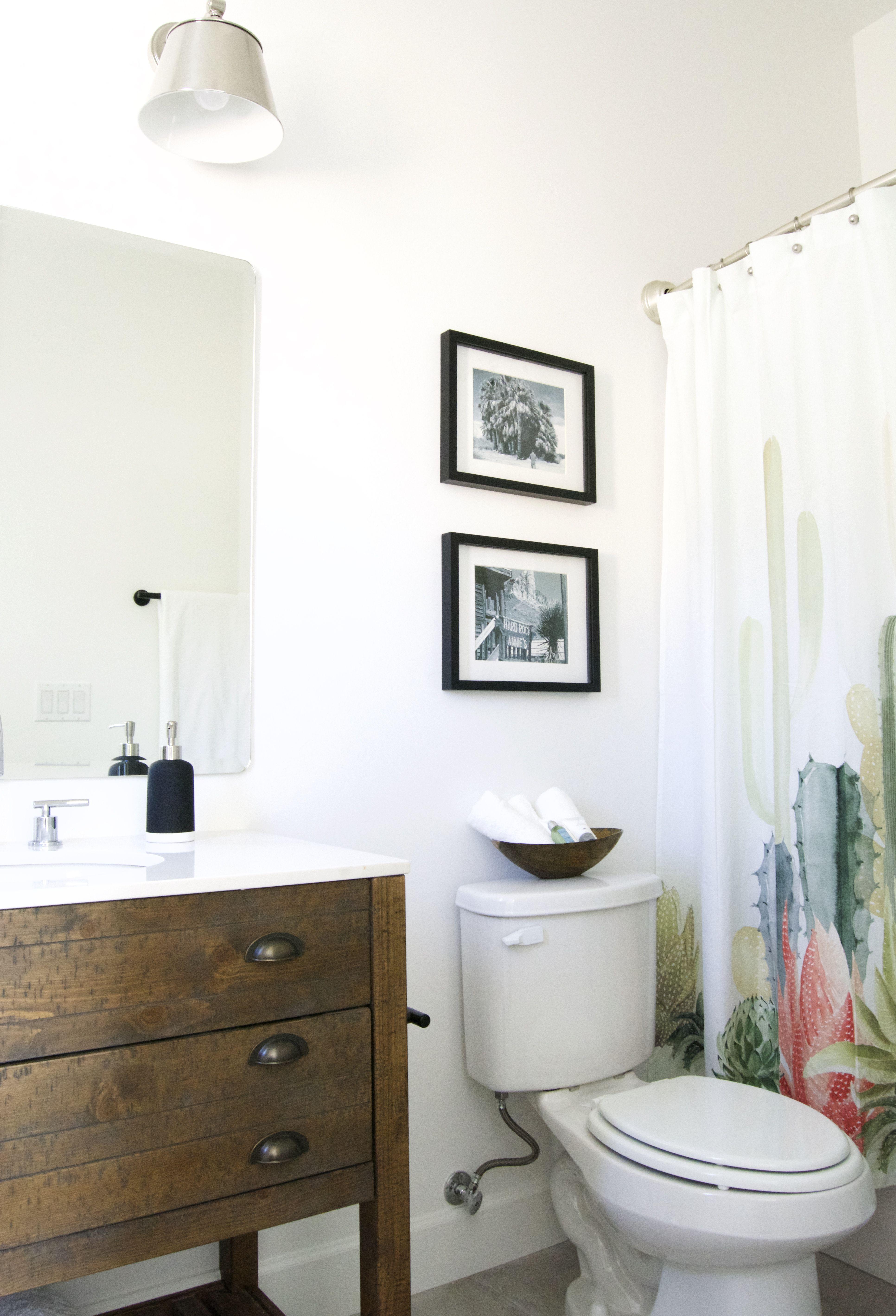 Eden East: River House Tour - Part I   Pinterest   Simple bathroom ...