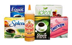 Various sweeteners - various results - What is Erythritol? (found as 1st ingredient in Truvia)