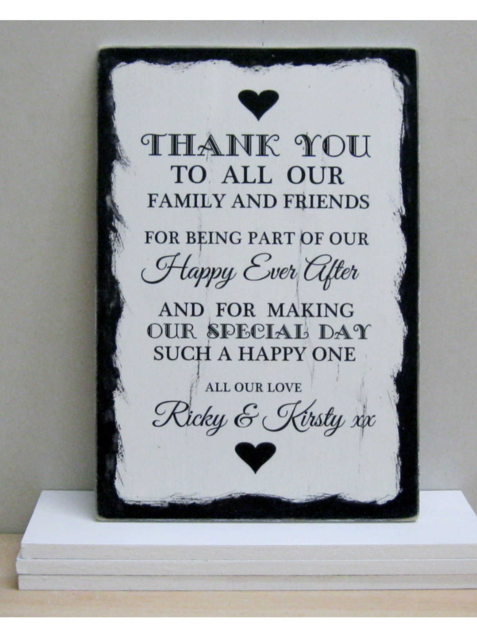 Pin By Lyndsey Poteete On Dare To Dream Thank You Sign Wedding Thank You Quotes Wedding Thank You