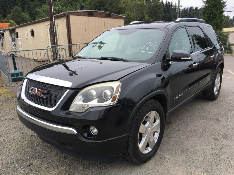 Pacific Auto Auction >> 2008 Gmc Acadia Awd 4dr Slt2 Vehicles Cars Auction