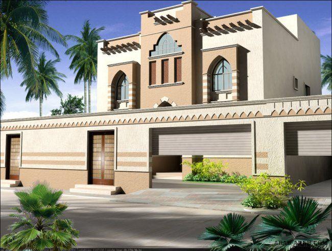 مخطط فيلا بيوت الغربية الخرائط مساحه الارض 450 متر مربع House Styles House Design Mansions