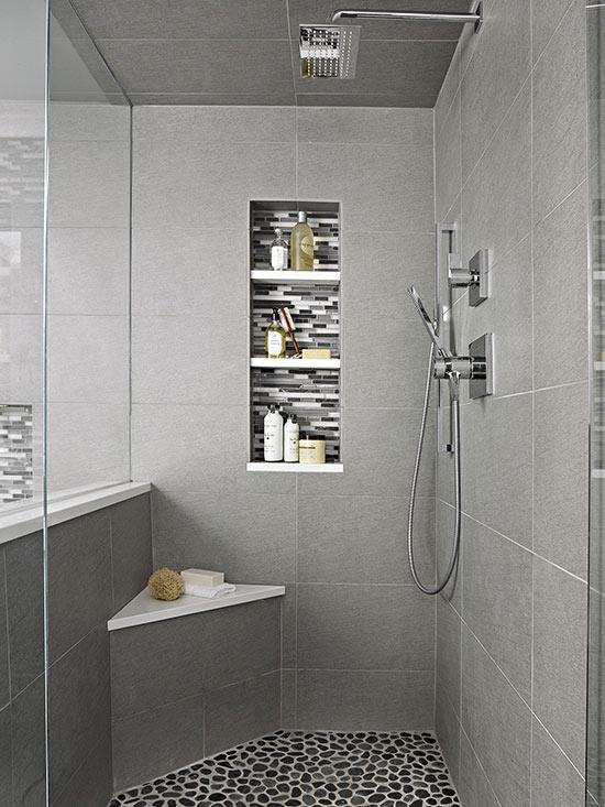 Grijze tegels | Badkamer | Pinterest - Grijze tegels, Tegels en Badkamer