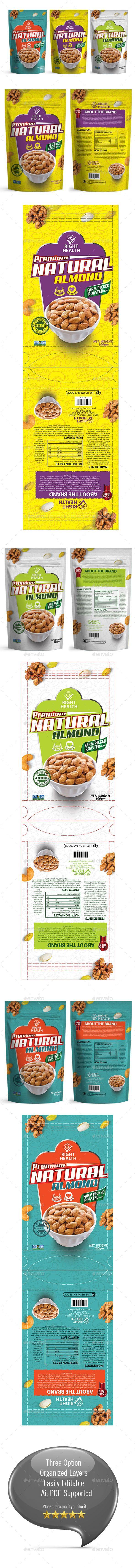 dry fruits packaging template vol 001 fruit packaging print